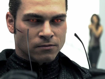 Shawn Roberts is Albert Wesker