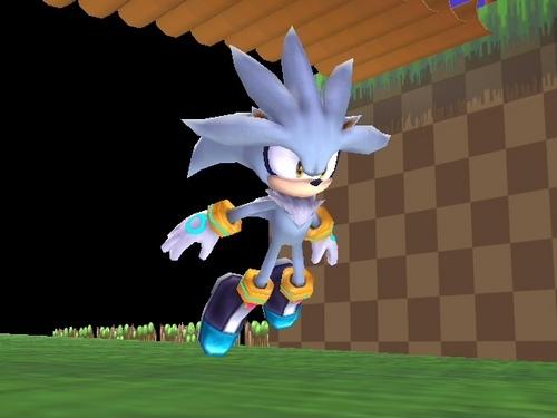 Silver Tha Hedgehog