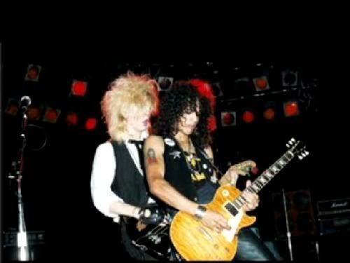 Слэш & Duff