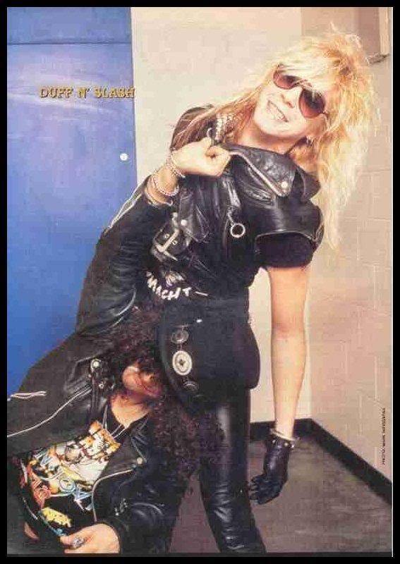 duff mckagan and slash