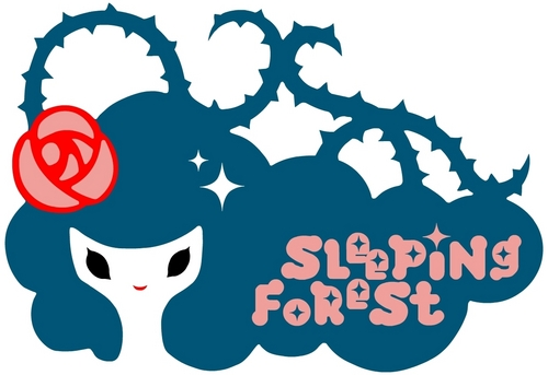 Air Gear Hintergrund titled Sleeping Forest Emblem