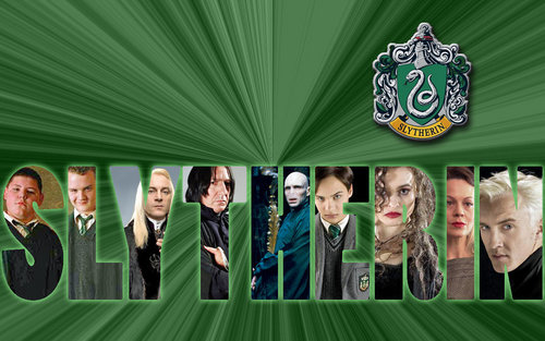 Slytherin 壁紙