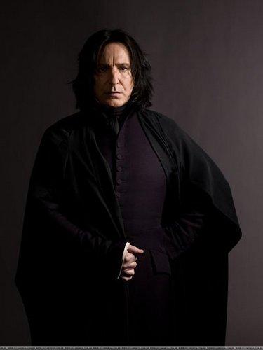 Snape - Half Blood Prince portrait