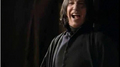 Snape smiling - harry-potter photo