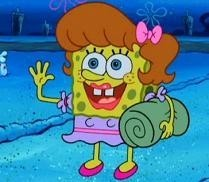 Spongebob is a girl