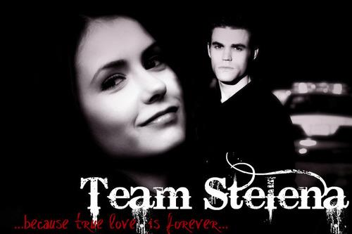 Stefan Elena forever <3