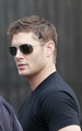Supernatural - Episode 6.06 - Live Free or Twihard - Set Photos - 8th September 2010