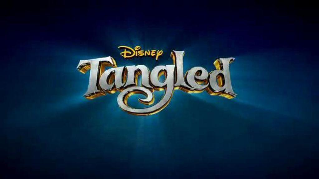 टैंगल्ड logo :)