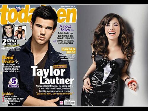 Taylor Lautner - Todateen (Brazilian)