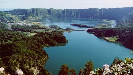 The 7 Natural Wonders Of Portugal: Lagoa das Sete Cidades (Lagoon Of The Seven Cities) [Azores]
