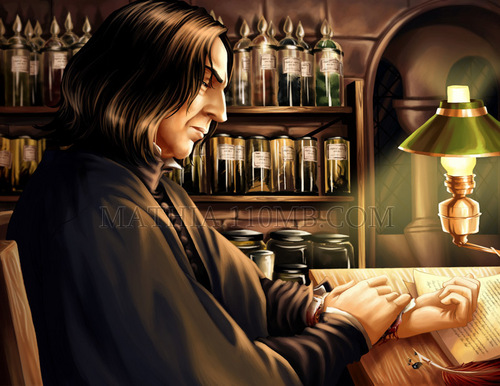 The Dark Mark Severus Snape (HBP)