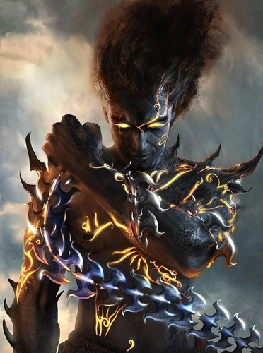 The Dark Prince (The Two Thrones)