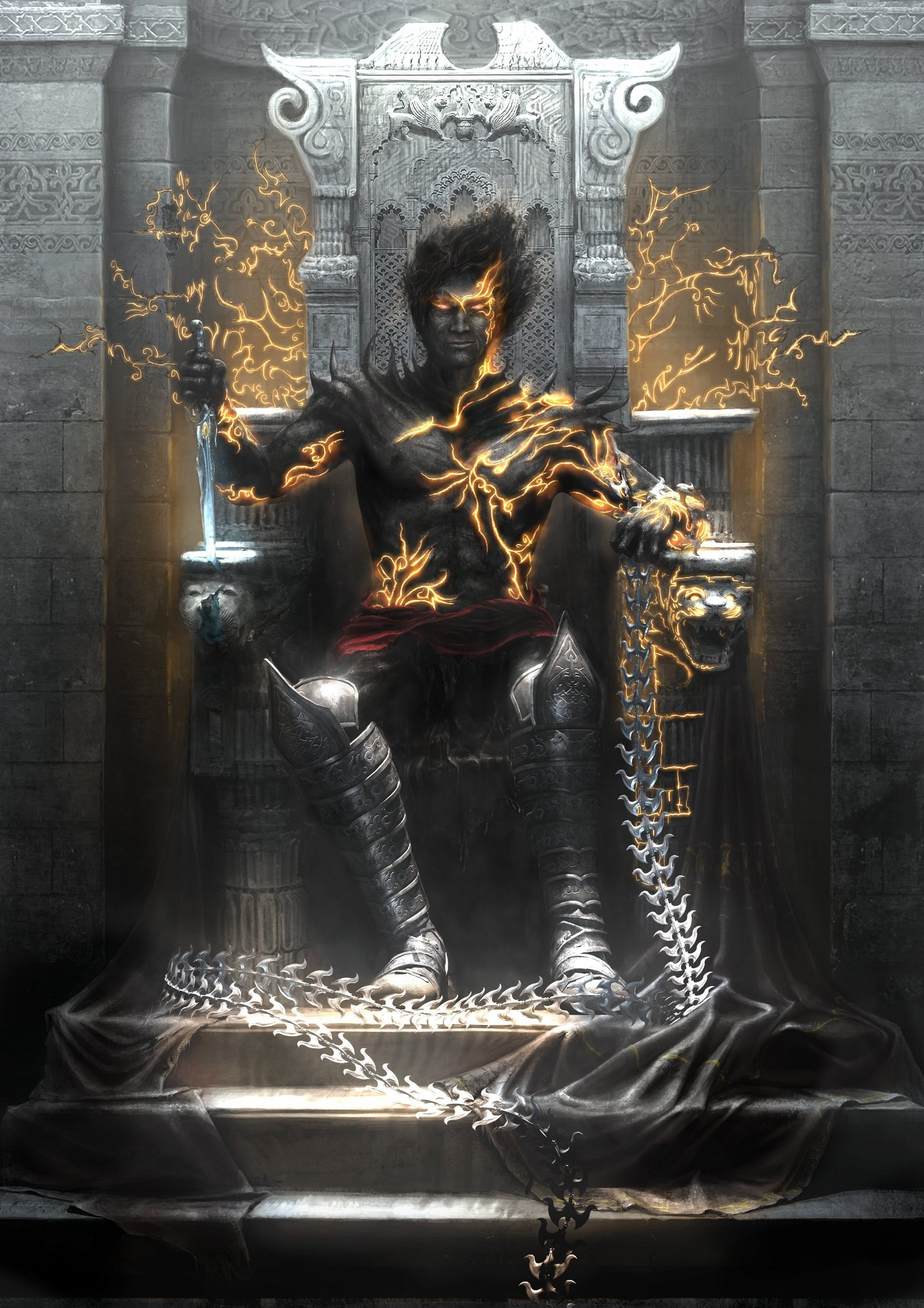 The Dark Prince The Two Thrones Prince Of Persia Photo