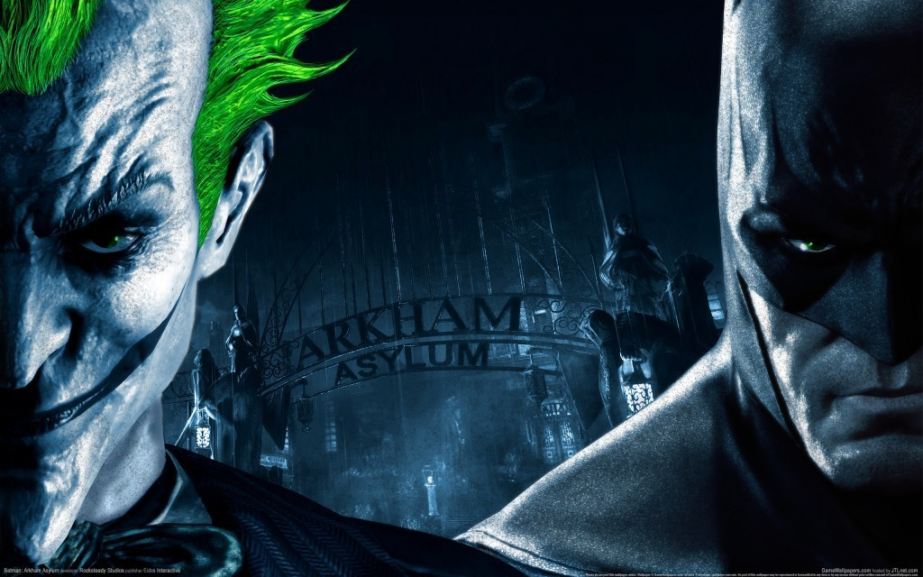 Batman Arkham Asylum The Joker Vs  Batman