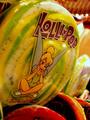 Tinkerbell lollipop