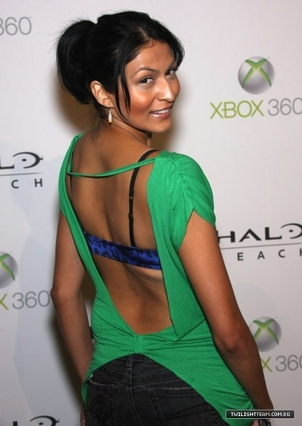 Tinsel Korey > Out and About > XBOX 360 Celebrates The Launch OfHalo: Reach