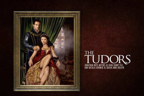 The Tudors پیپر وال possibly with a sign entitled Tudors Desktops