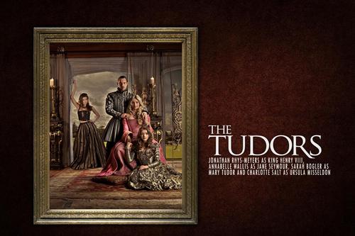 The Tudors wallpaper entitled Tudors Desktops
