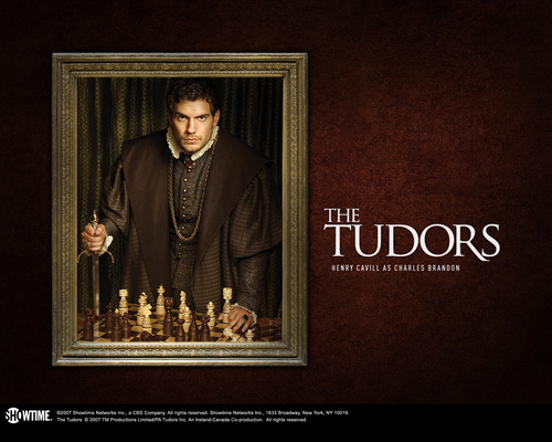 The Tudors wallpaper probably with a sign called Tudors Desktops