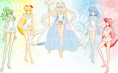Universal Sailor Scouts