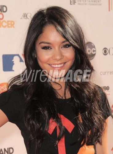 Vanessa @ Stand Up To Cancer :)