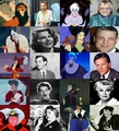Villians and their voice actors - disney-villains photo