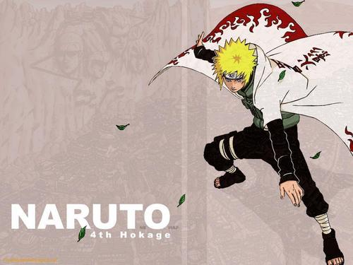 Cuarto Hokage fondo de pantalla possibly with a sign and anime called Yondaime