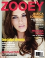 Zooey Magazine Cover (October 2010)