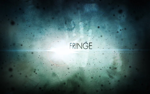 Fringe wallpaper possibly containing a sign entitled fringewall