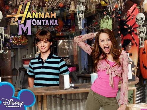 Hannah Montana fond d'écran possibly with an abattoir entitled hannah montana season 1 wallpaer 11