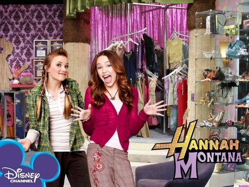 hannah montana season 1 wallpaer 12