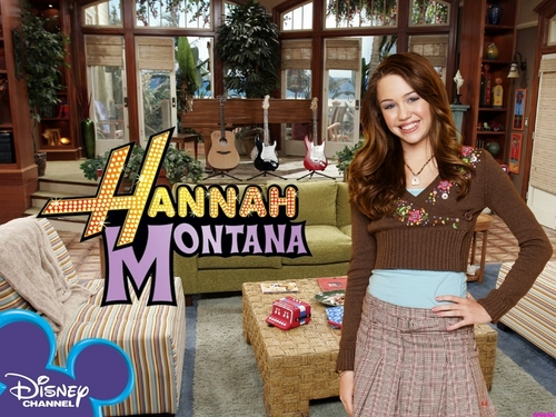 hannah montana season 1 wallpaer 2
