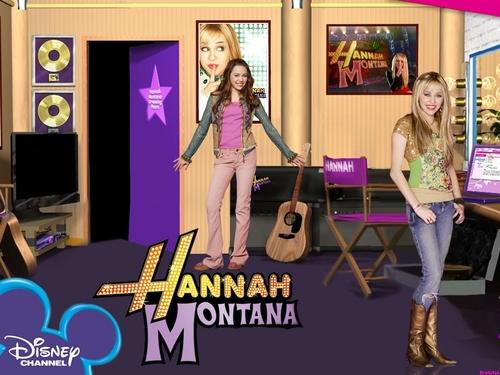 hannah montana season 1 wallpaer 22