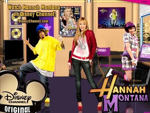 hannah montana season 2 वॉलपेपर 22