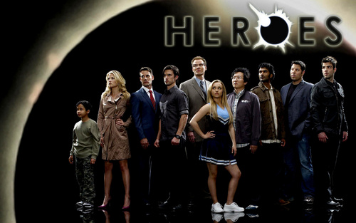 Heroes Wallpaper Probably With A Business Suit And Concert Entitled