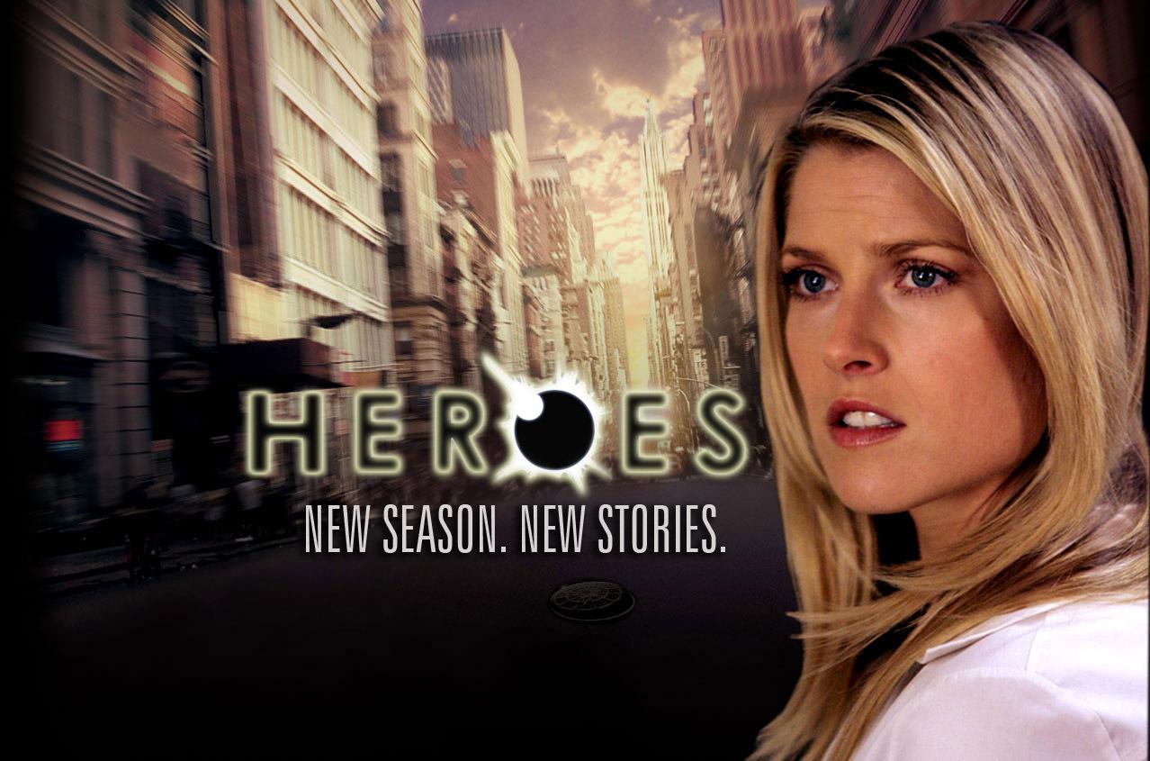 Heroes fond d'écran