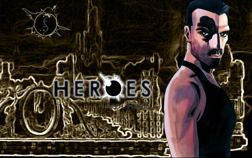 heroes achtergrond