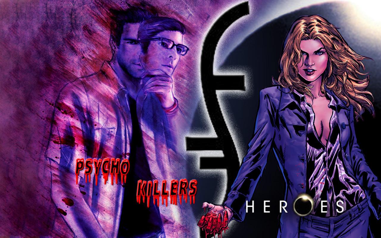 heroes s3 wallpaper - photo #12