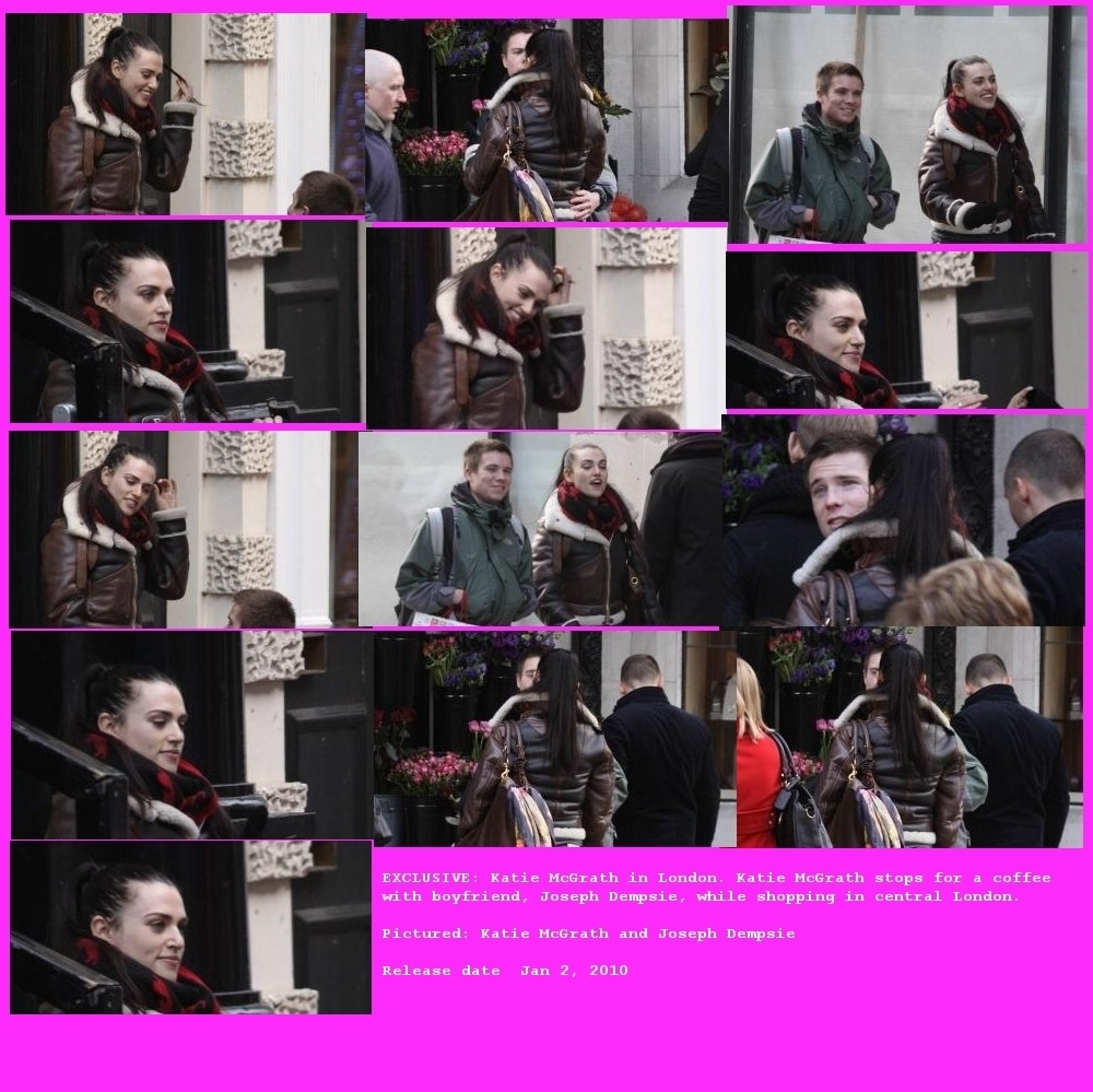 mc grath dating Beautiful actress katie mcgrath has an interesting dating history her current boyfriend is her co-star from.