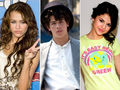 m,s and n - miley-cyrus-vs-selena-gomez fan art
