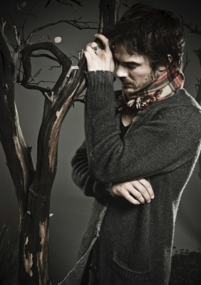 photoshoot Ian  - damon-and-bonnie Photo