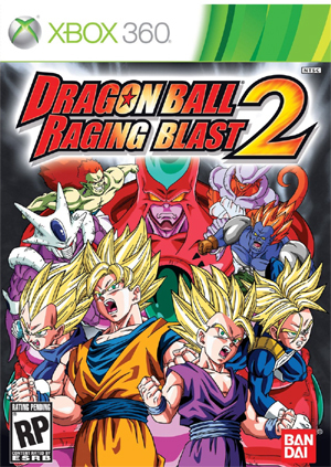 Dragon Ball Z wallpaper containing anime called raging blast 2