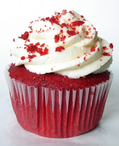 pics of red velvet cupcakes