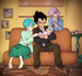 vegetas house hold