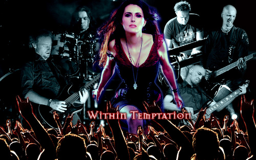 Symphonic Metal پیپر وال probably containing عملی حکمت titled within temptation