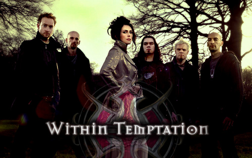 Symphonic Metal 壁紙 entitled within temptation