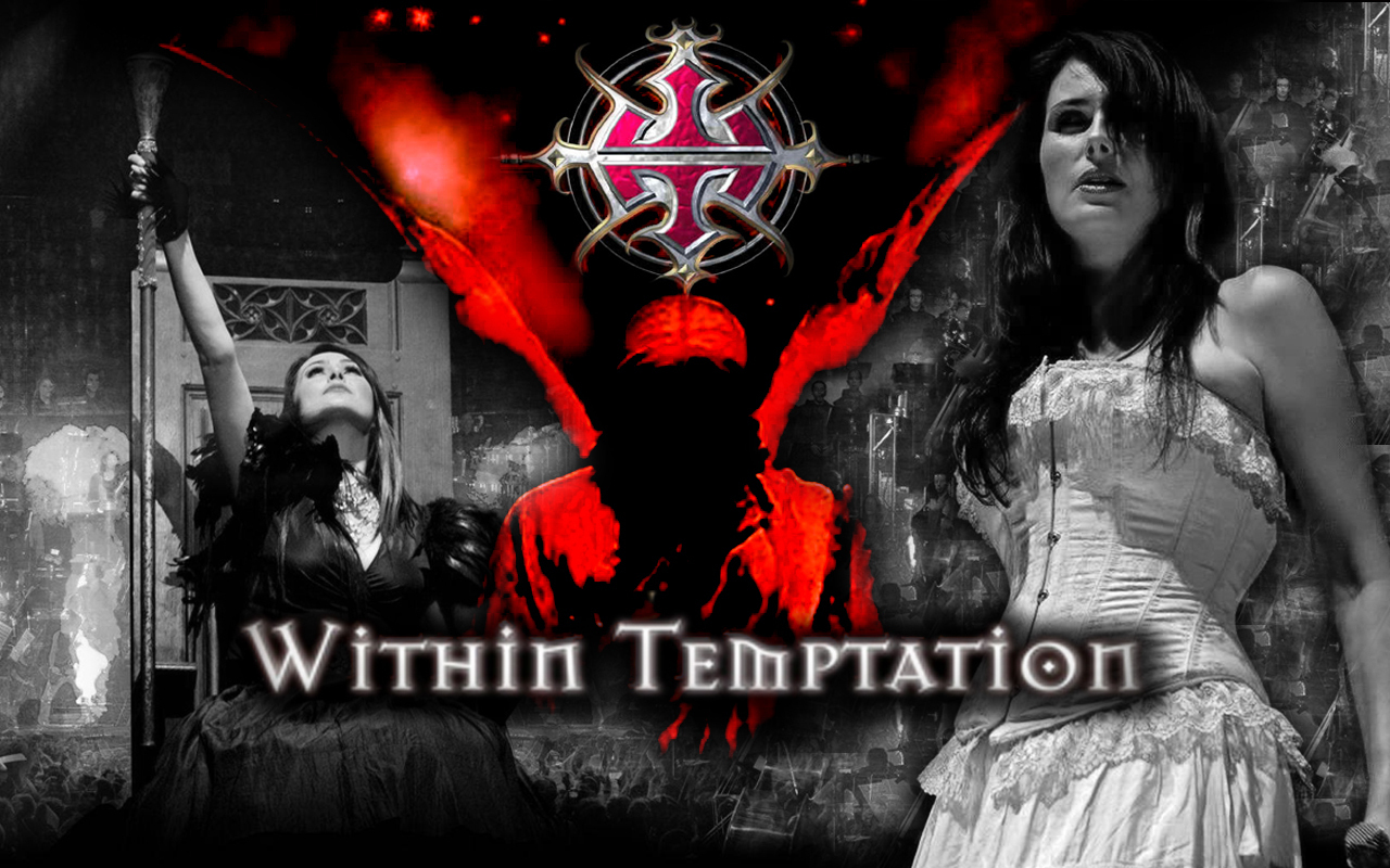 within temptation - Within Temptation Wallpaper (15412388) - Fanpop