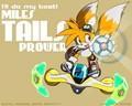 zero gravity tails!!