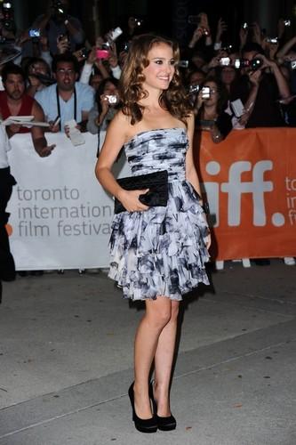 Gala screening of 'Black Swan' at Roy Thomson Hall during the 35th Toronto International Film Festi