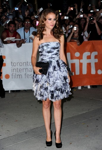 Gala screening of 'Black Swan' at Roy Thomson Hall during the 35th Toronto International Film Festi